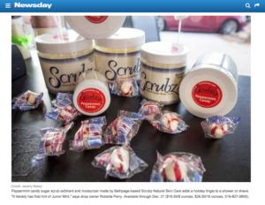 Newsday Peppermint Candy Scrubz™
