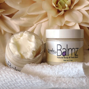 Balmz body balm with shea butter