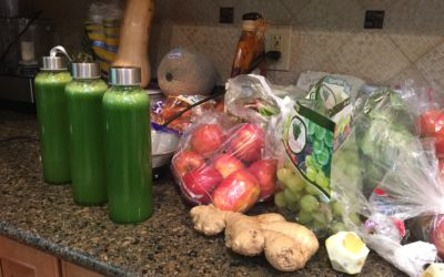I started juicing on a dare. It changed my life and it can change yours!
