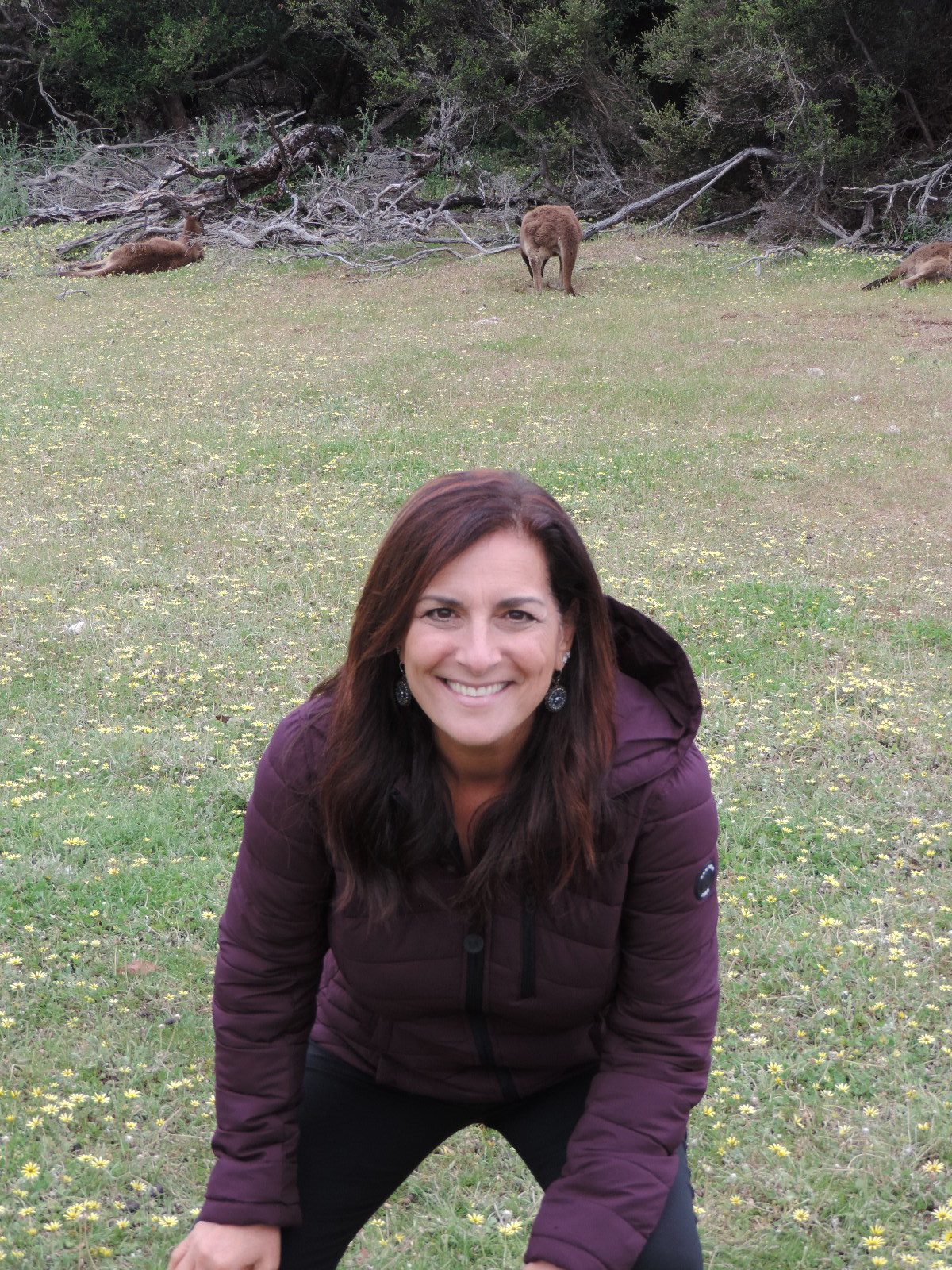 Roberta and the Kangas