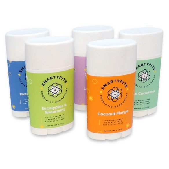 Smarty Pits Deodorant at ScrubzBody