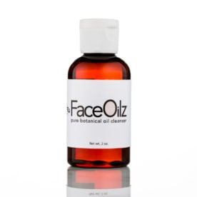 Face Oilz Pure Botanical Oil Cleanser