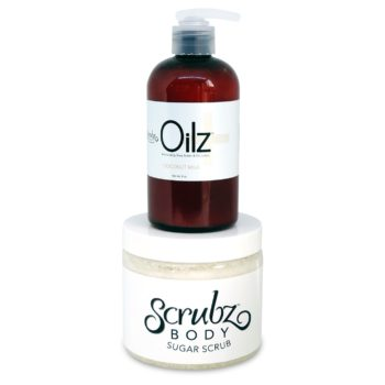 Scrubzbody Scrub and Oilz+