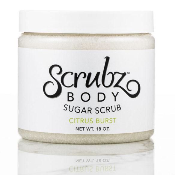 Citrus Burst ScrubzBody Sugar Scrub