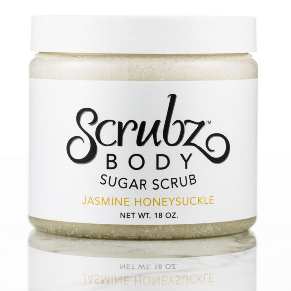 Jasmine Honeysuckle ScrubzBody Sugar Scrub