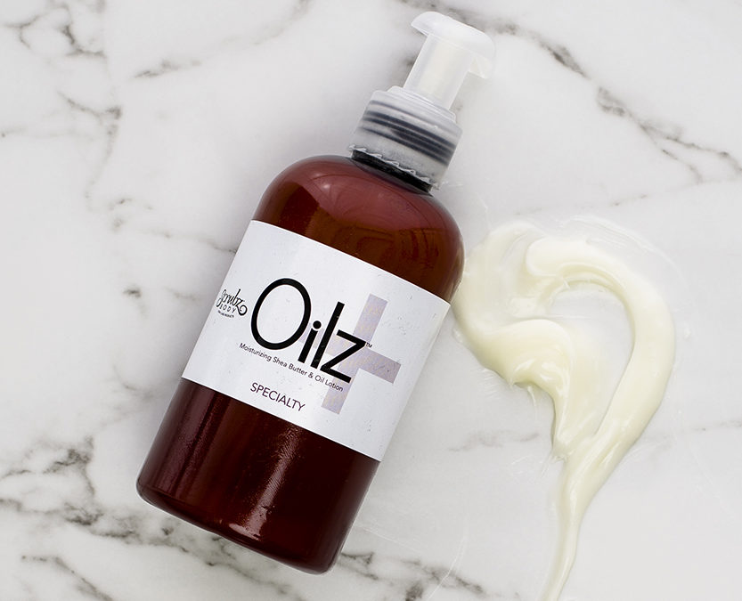 Outdoors is no match for our Oilz+ Moisturizing Lotion!