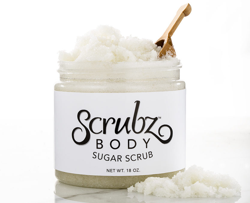 When Your Partner Steals Your Scrubzbody™ Sugar Scrub