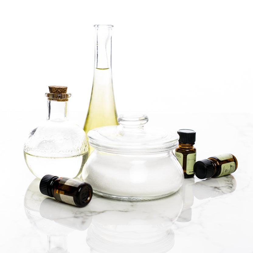 ScrubzBody sugar, oil and essential oils