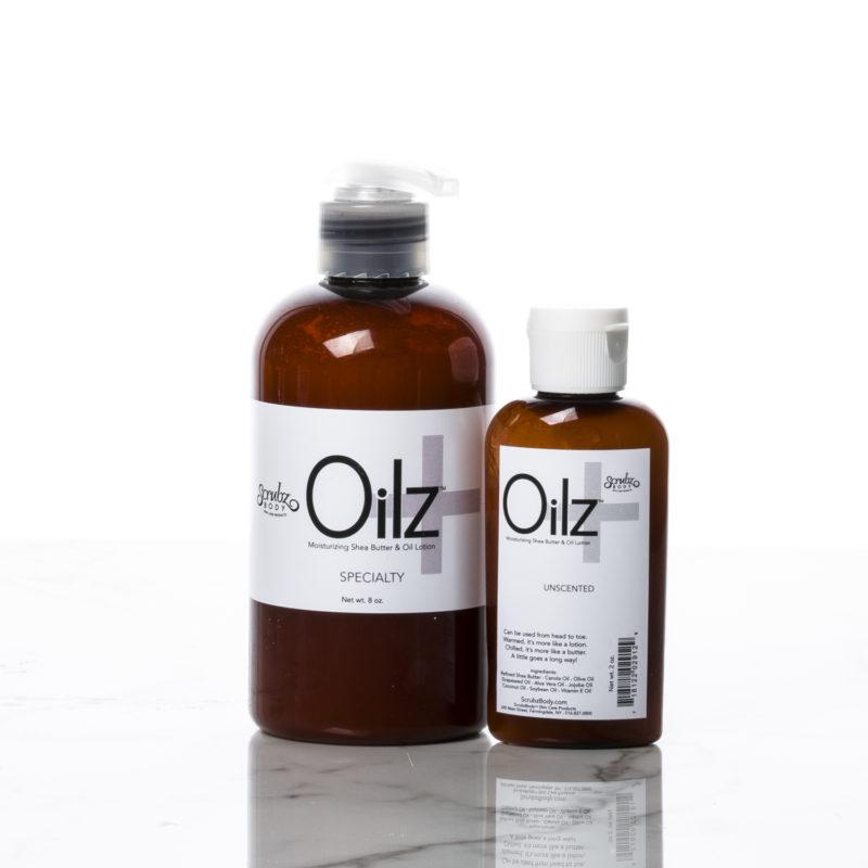 Oilz+ both sizes