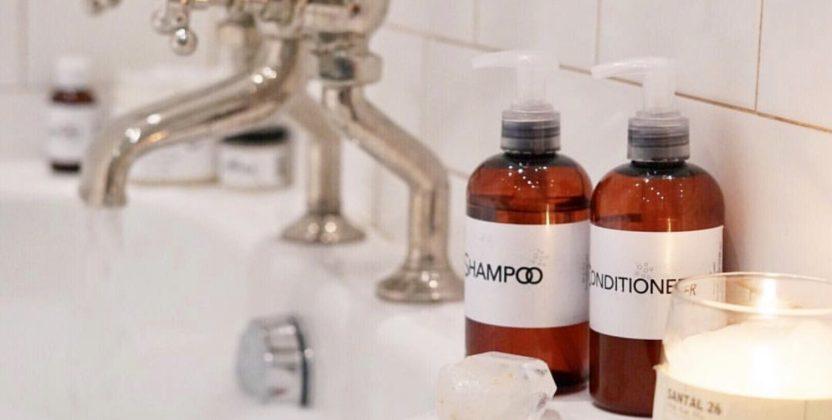 ScrubzBody shampoo and Conditioner