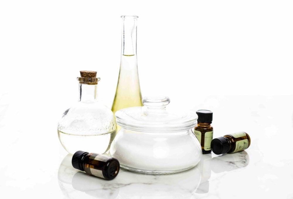 ScrubzBody Botanical Oils and Sugar and Essential oils