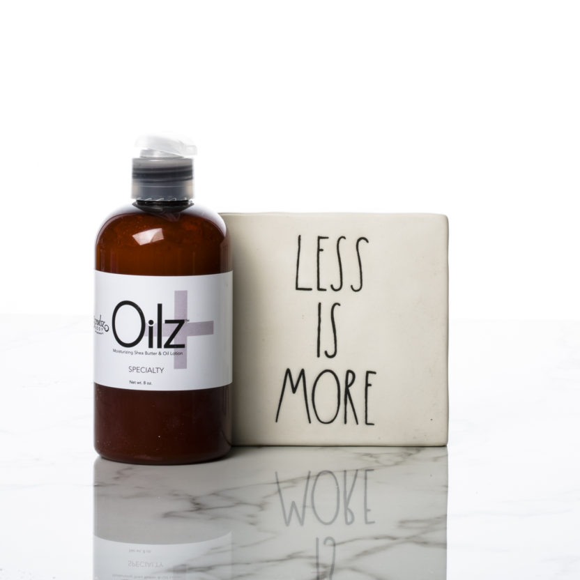 Less is More Oilz+