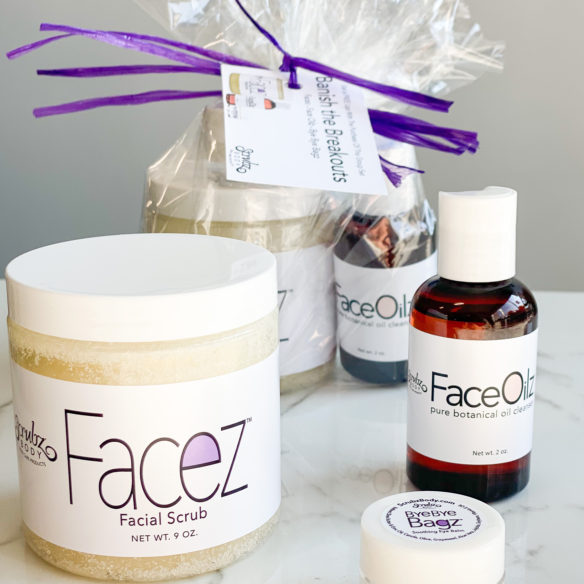 Banish the breakouts with Facez, Face Oilz and Bye Bye Bagz