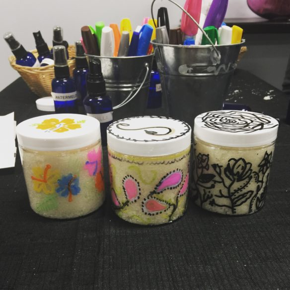 party jars