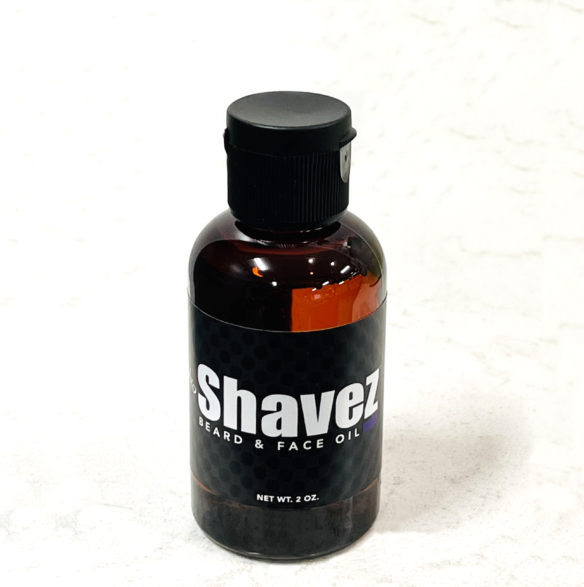 Shavez beard and face oil