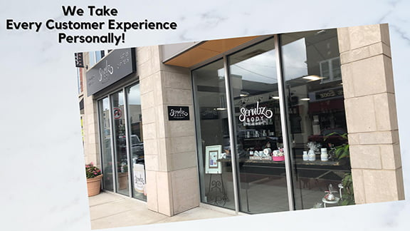 Customer Service. We take every customer experience personally