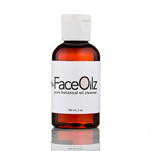 Face Oilz Pure Botanical Oil Cleanser